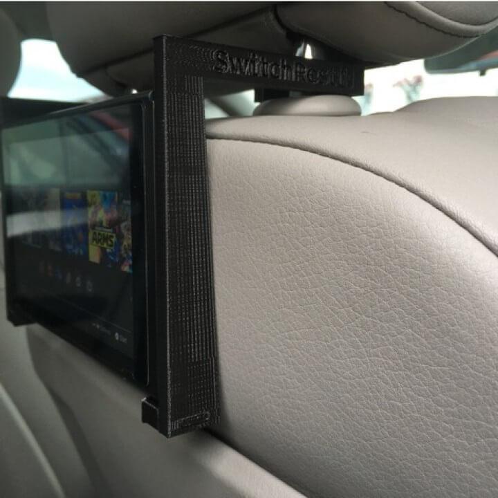 supporto switch stampabile sedili posteriori 2