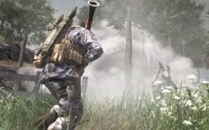 Call of Duty 4 Modern Warfa