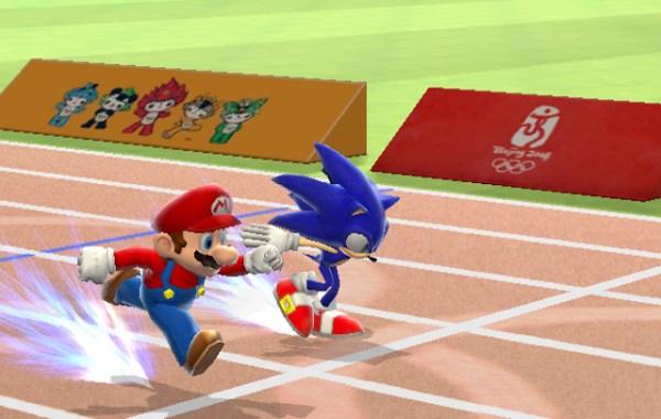 Mario   Sonic 01