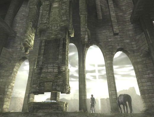 Shadow Of The Colossus - endorfina para todo lado!