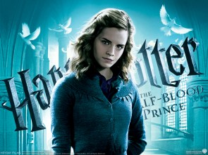Harry Potter and the Half Blood Prince. Hermione