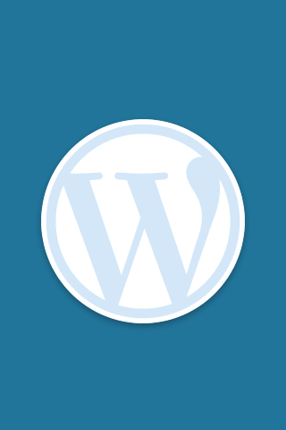 wordpress-logo-think