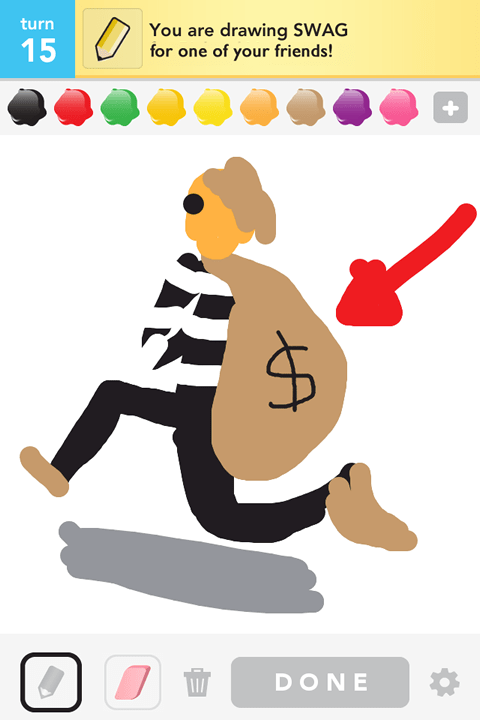 Draw Something - Swag