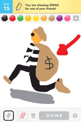 Draw Something - Swag