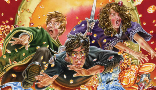 Deathly Hallows Childrens cover