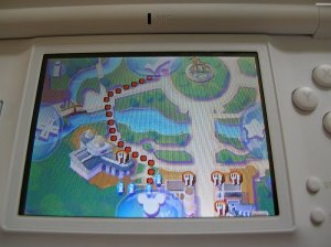 Disney Interactive map photo