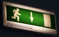 Exit website