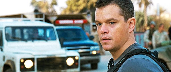 green zone Matt Damon