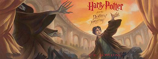 Harry Potter Conspiracy Theories #4 — Ben Gillbanks