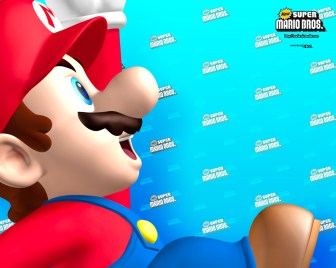 New Super Mario Brothers - Mario