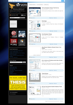 wordpress-vote
