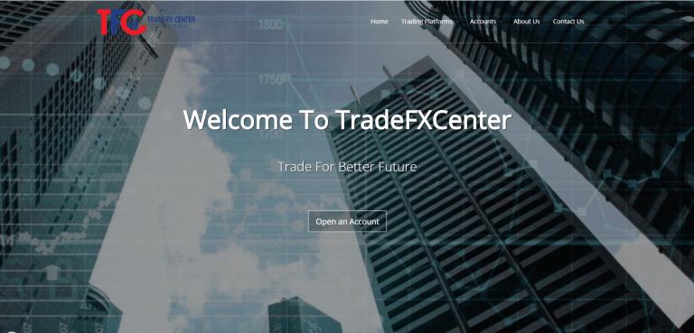 Tradefxcenter.com review