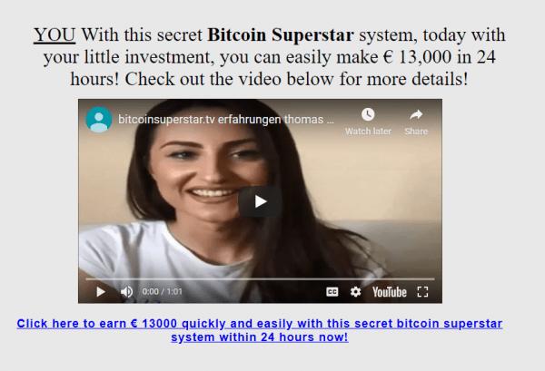 Bitcoin-superstar review