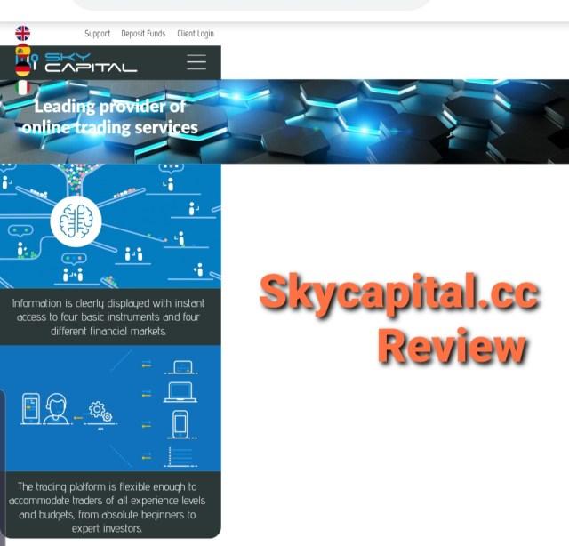 Skycapital.cc review