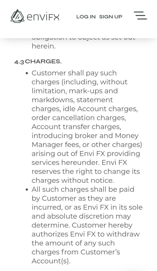 Envifx review