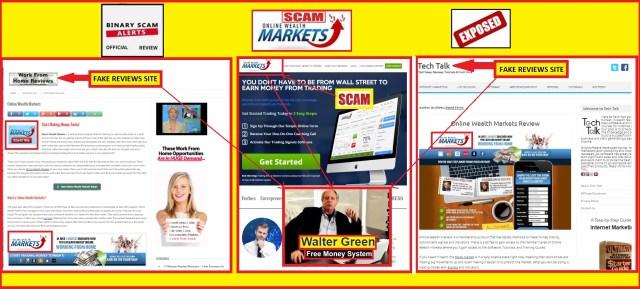 Online Wealth Markets main