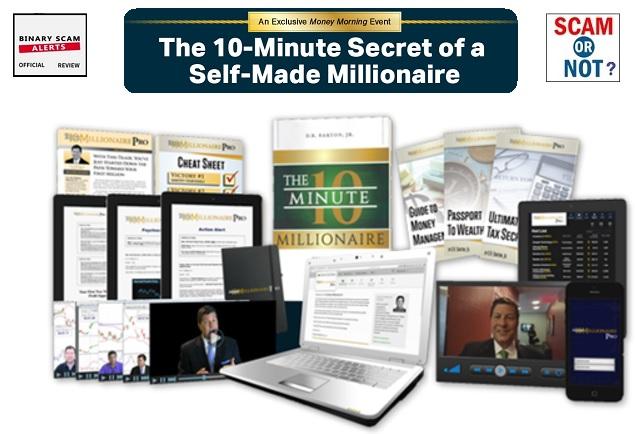 Make me millionaire website