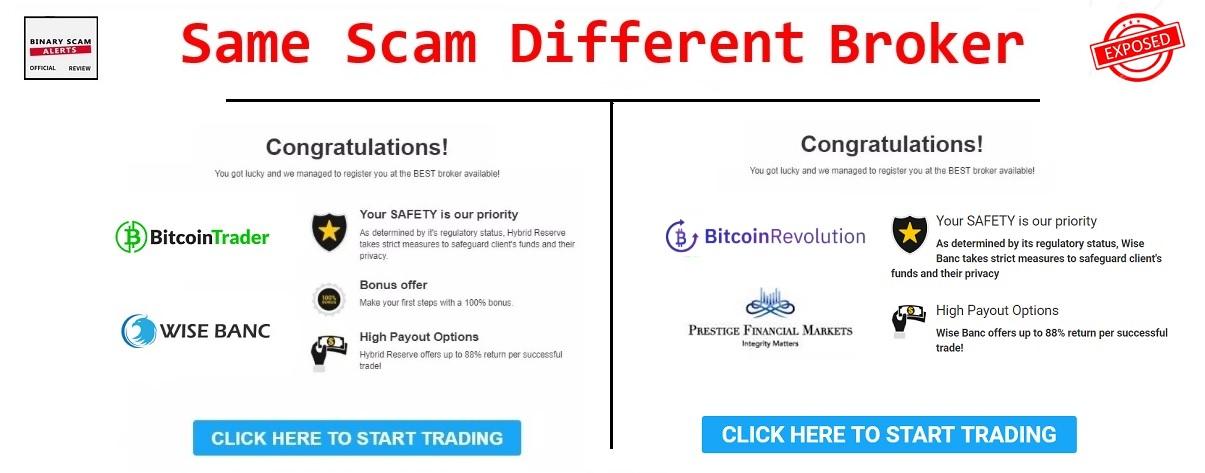Bitcoin Revolution Review, SCAM Bitcoin Revolution or Legit App