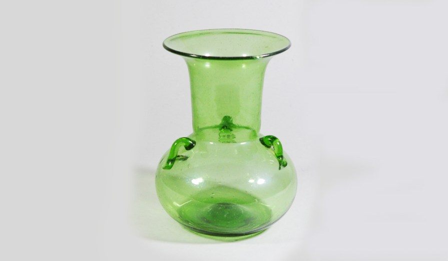 A CLAR-GLASS MOSQUE LAMP FOR ISLAMIC MARKET