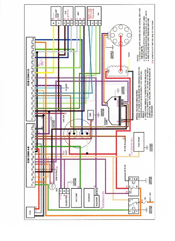 1991 chevy 350 tbi engine wiring diagram tbi free printable wiring diagrams