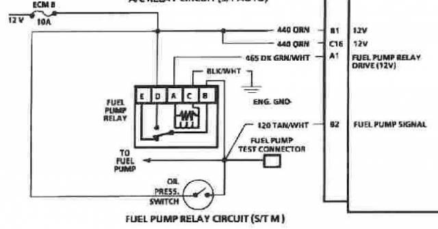 1994 chevy astro van fuel pump wiring diagram wiring diagram 1995 chevy astro van fuel pump relay location image