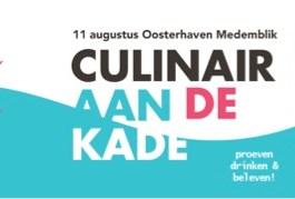 Culinair aan de kade Medemblik
