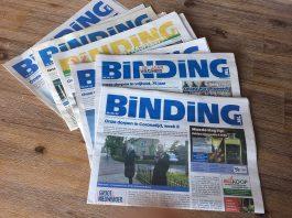 Weekblad Binding in Coronatijd