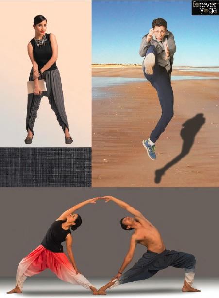 Pic Courtesy: Forever Yoga