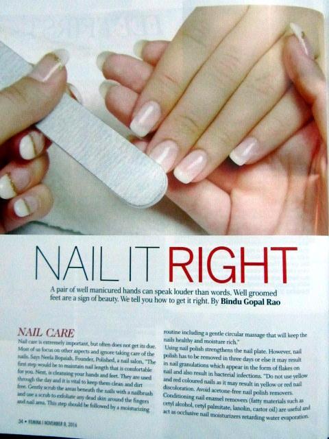 Nail care 1