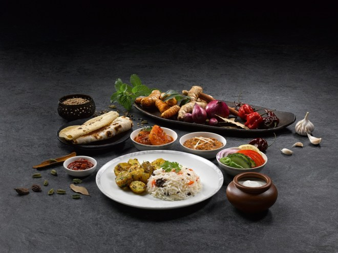 Ruchi Thali Non-Vegetarian