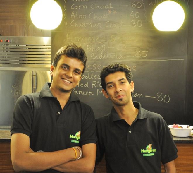 Uday Sethi & Rahul Jain - Co Founders