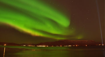 Experience the Northern Lights- Iceland