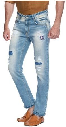 Spykar Ripped Jeans