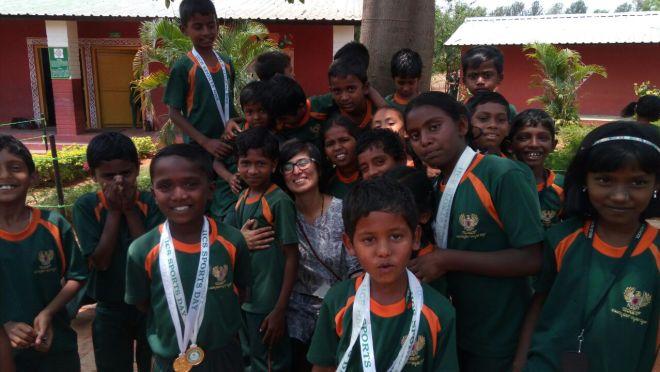 Academic Adoption Programme @ Parinaam Foundation