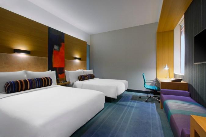 Pic 1 - Aloft Hotels