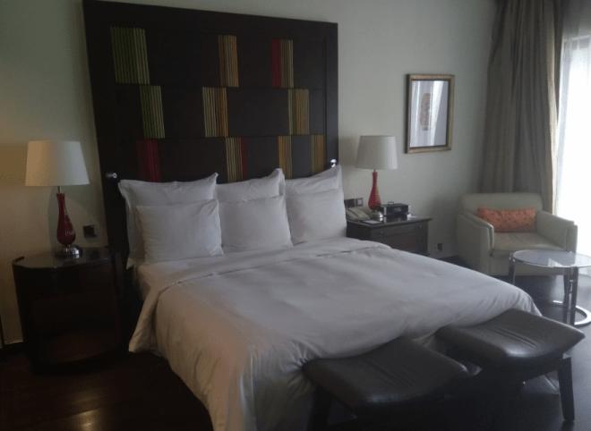 Room at JW Marriott, Bengaluru