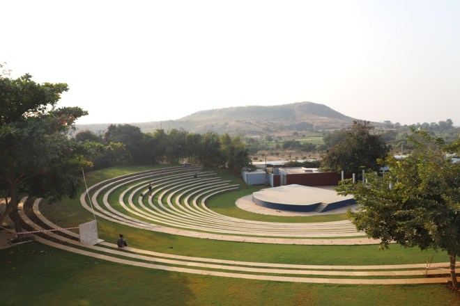 Amphitheatre - Sula Vineyards