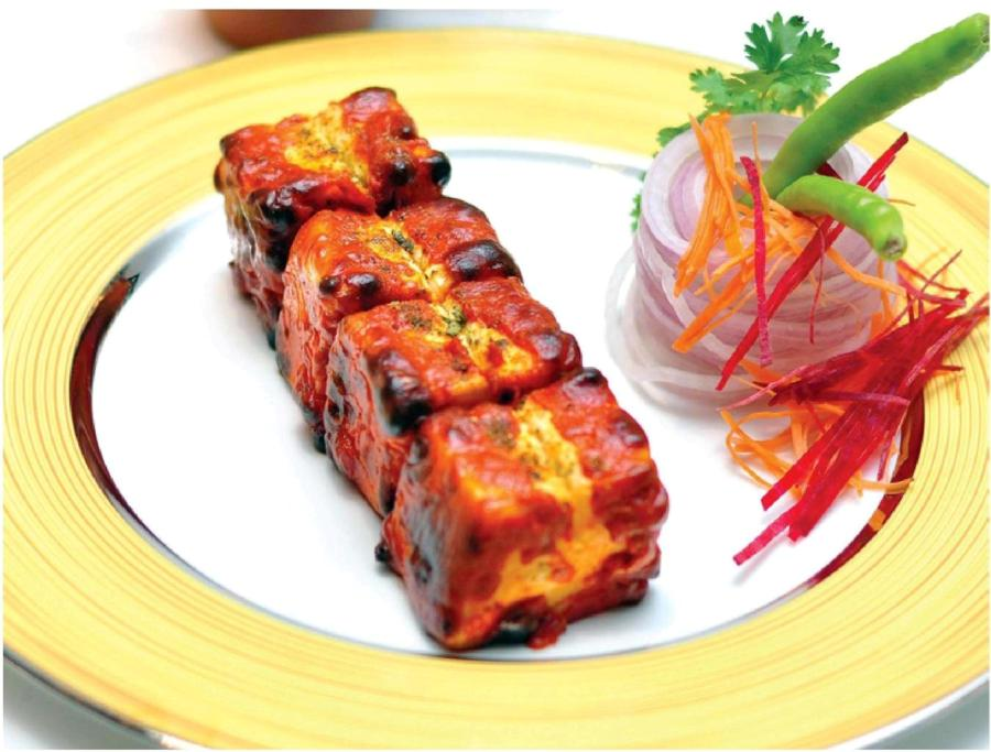 Zafrani Paneer Tikka from The Resort Hotel, Mumbai