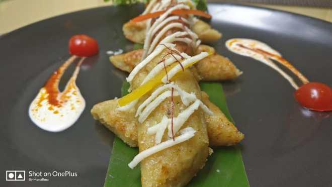 Kesar Malai Cheese Kebab