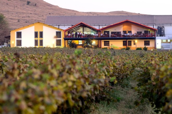 Tasting Room - Sula Vineyards