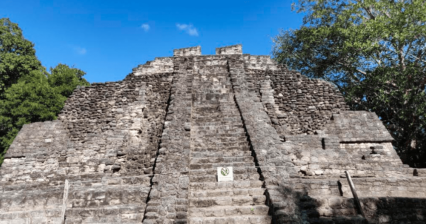 The Chacchoben Ruins