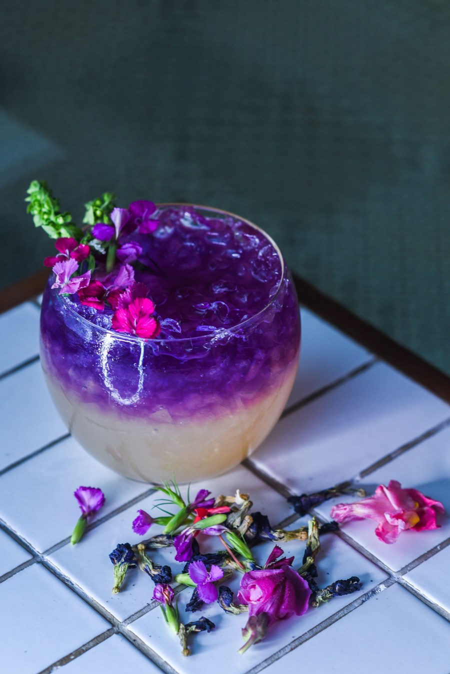 Chin Chin Chu-Butterfly Pea Flower Cooler
