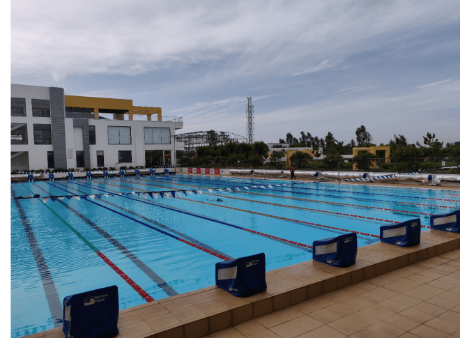 Center for Sports Excellence Bengaluru Swimming Pool
