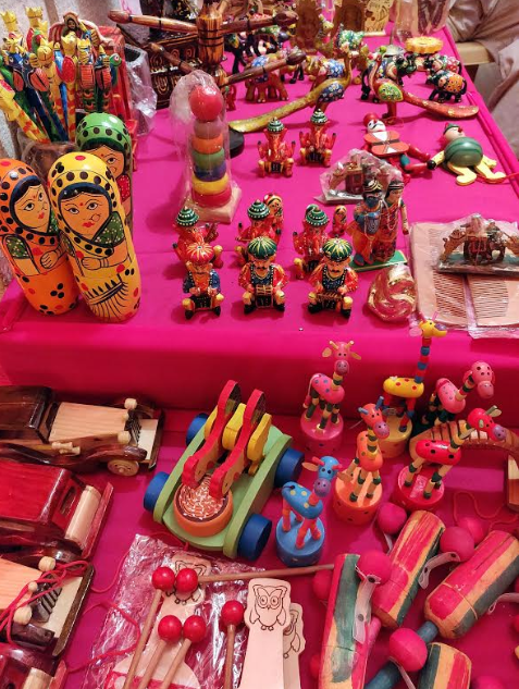 Wooden Toys of Udaipur