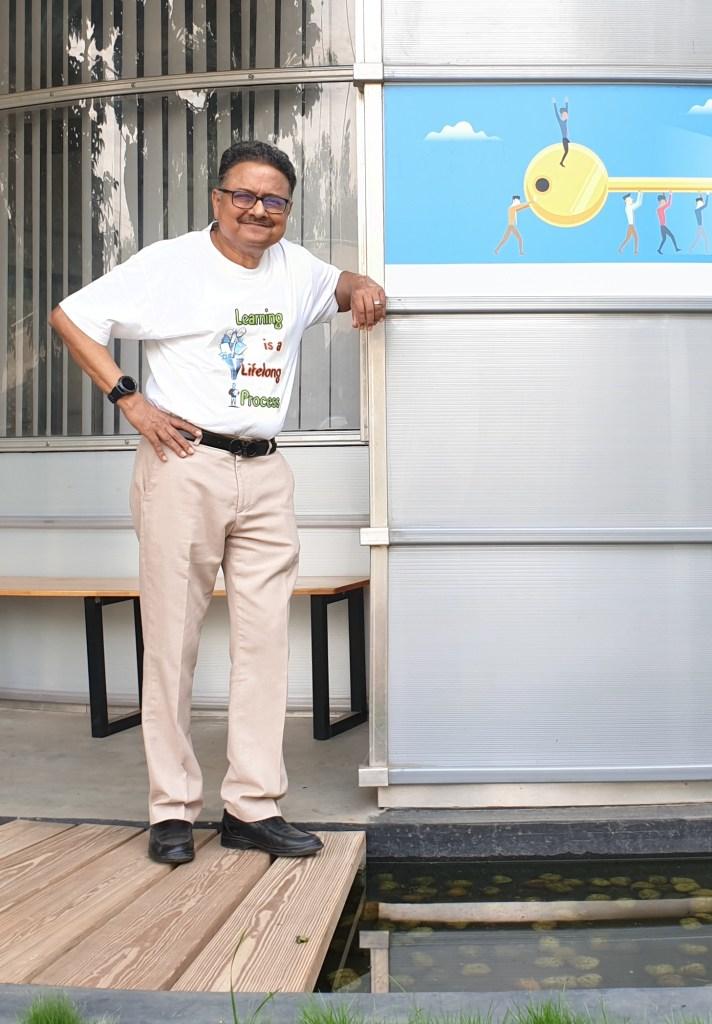 Parimal Gandhi_Can Surmount_Author and Trainer