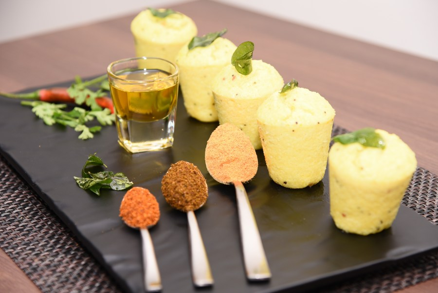 Mysore tumbler idli by Evolve Back