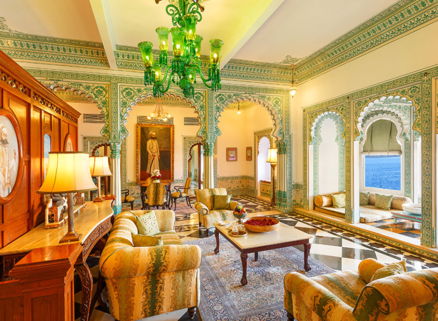 Imperial Suites at Shiv Niwas Palace, Udaipur