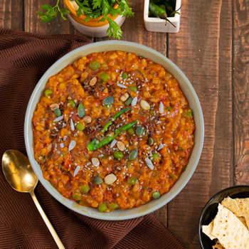Multigrain Brown rice Khichdi