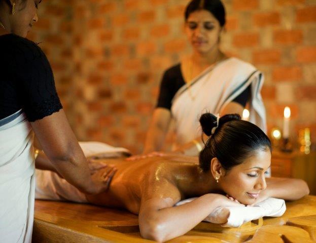 Kairali's Abhyangam Massage 1
