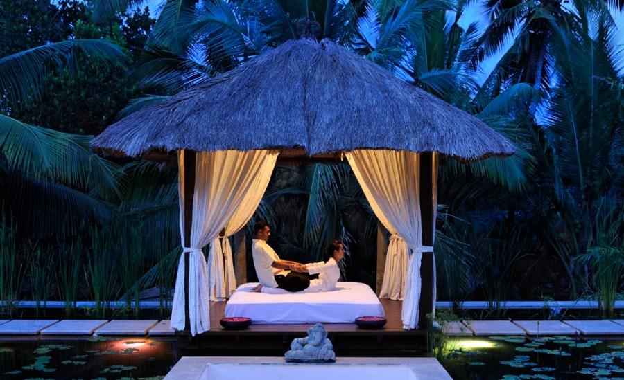 Niraamaya Retreats Surya Samudra, Kovalam- Spa Bale
